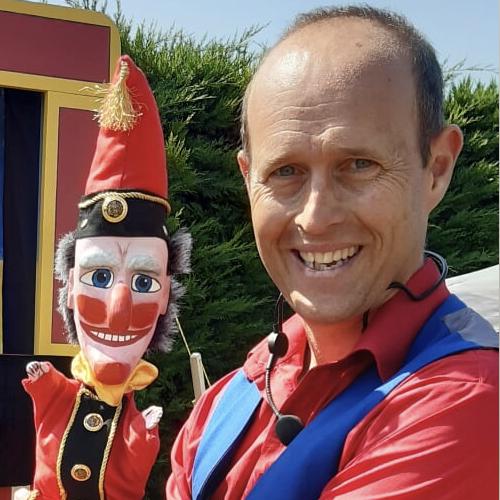Mr Sam the Magic Man